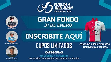 Gran fondo Vuelta a San Juan 2019