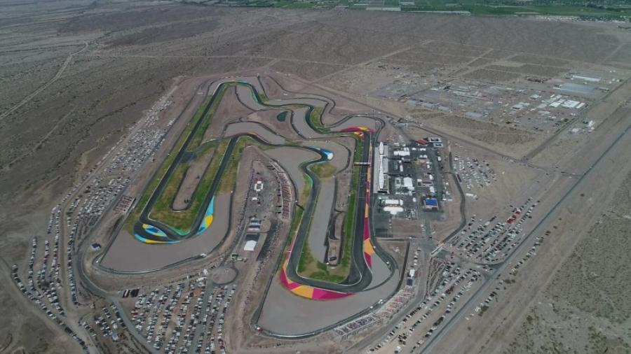 Circuito Zonda San Juan : La etapa 6 comenzará y finalizará en el circuito san juan villicum